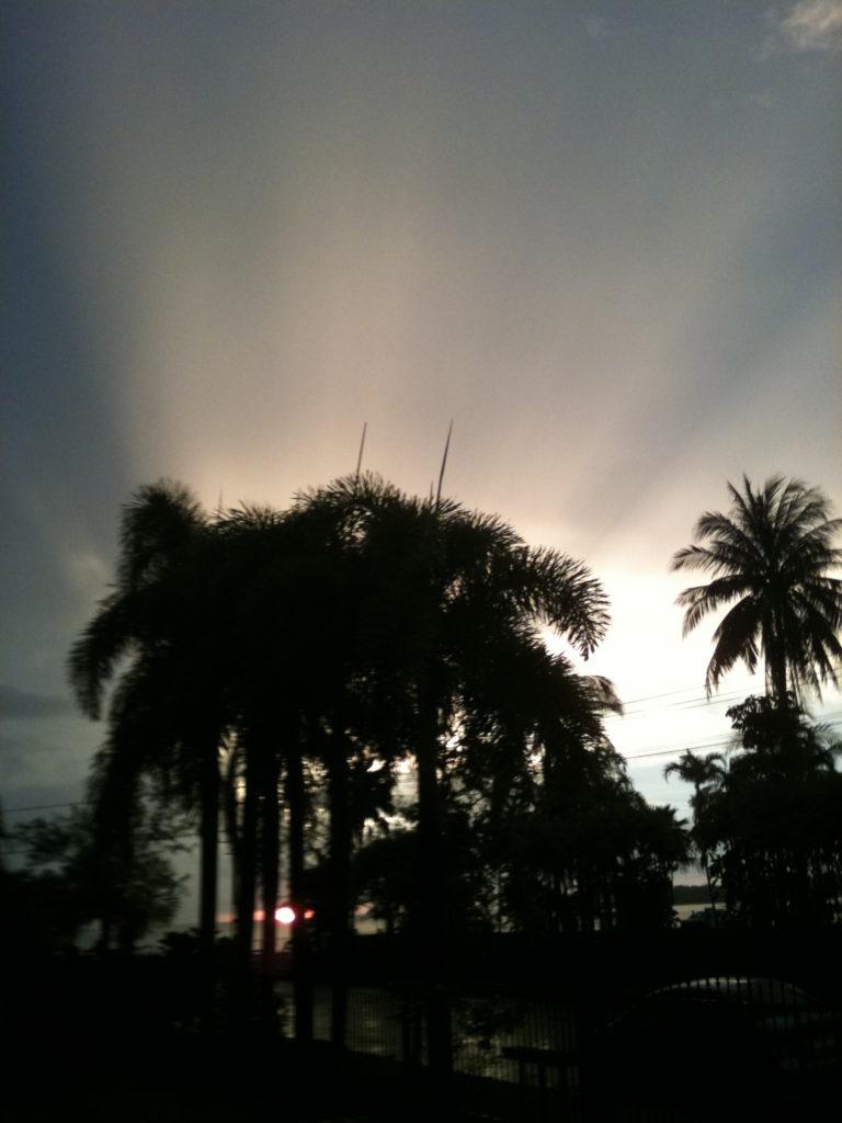 Arafura sunset..#WP