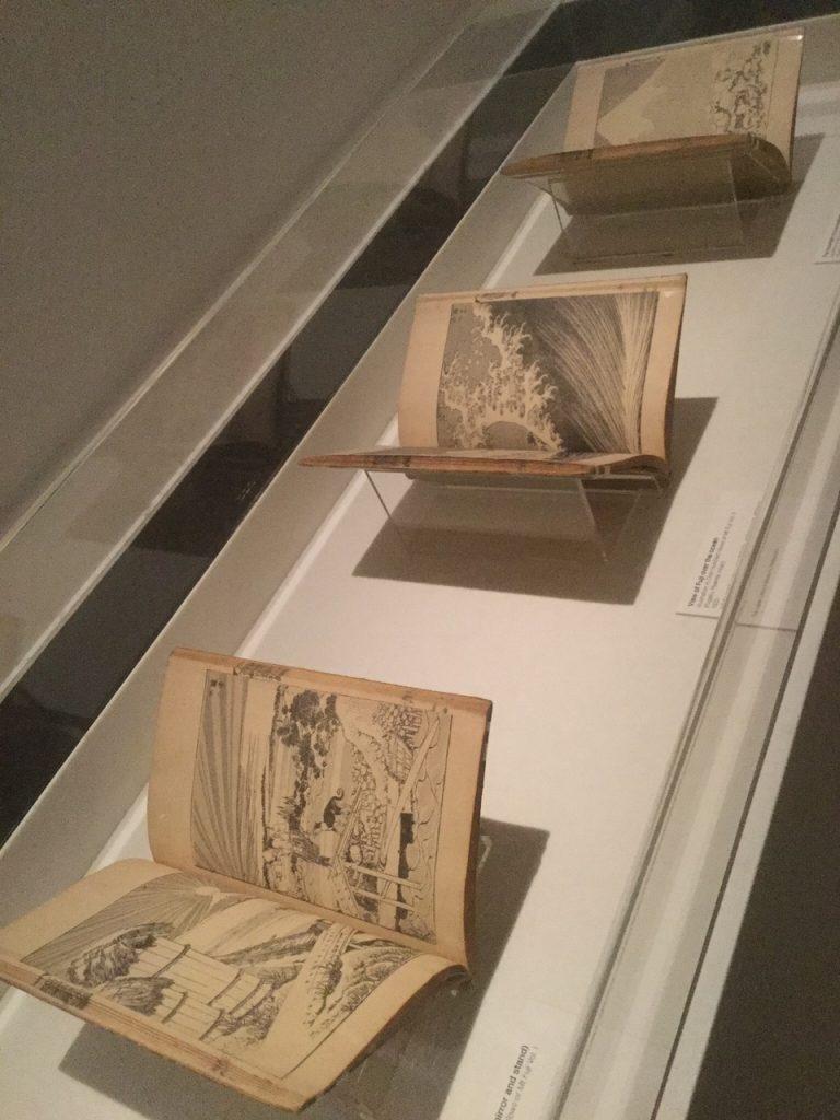 Hokusai Books