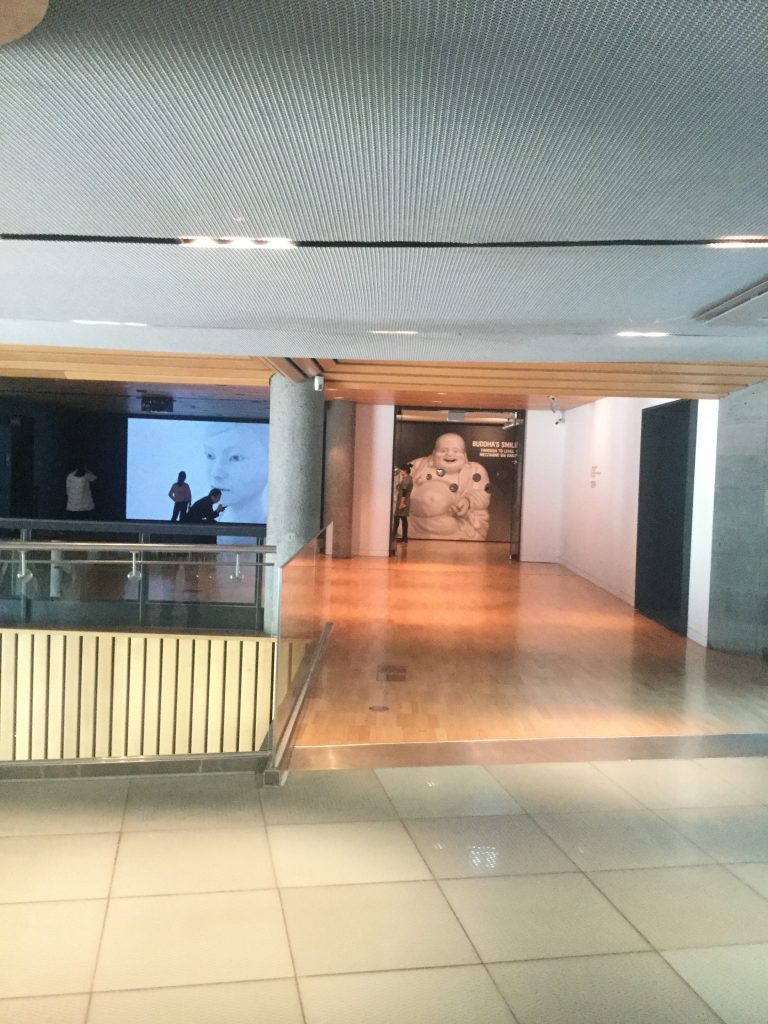NGV interior