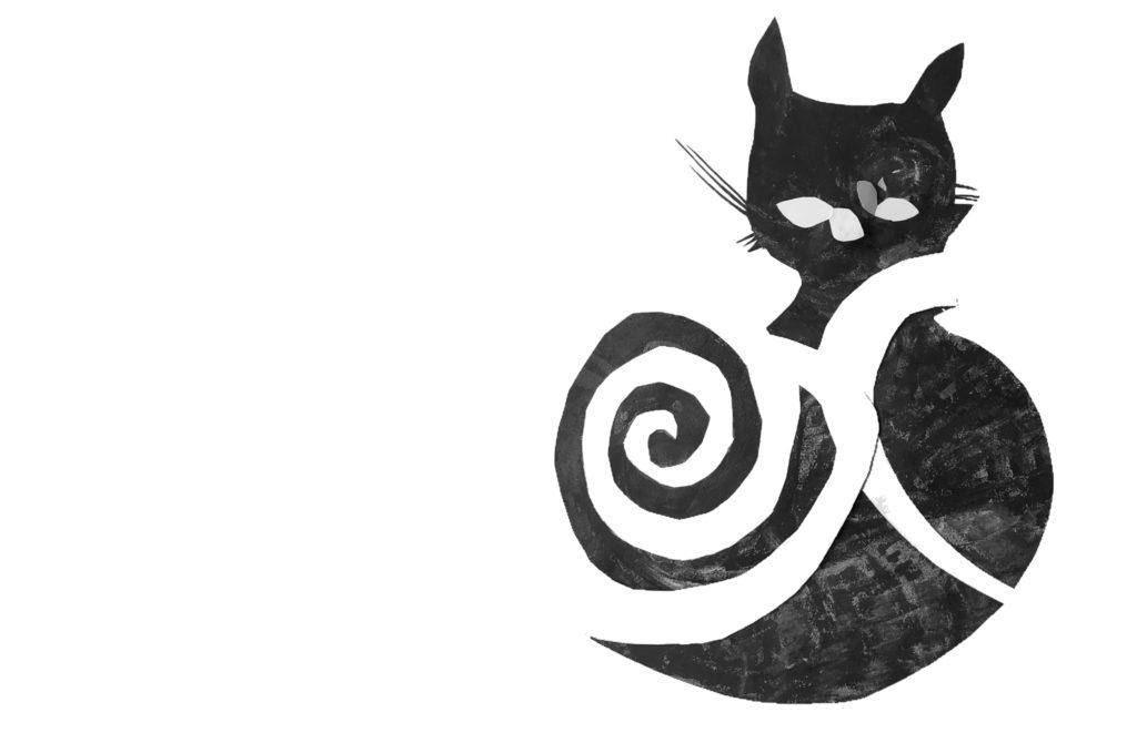 Drawing Optical cat